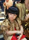 育儿:李湘的女宝宝王诗龄,亮点第五张,妈妈你到底想干嘛?