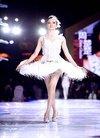 龚蓓苾时尚大典宛若仙子 上演羽毛中的芭蕾