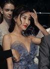 童菲出席活动被拍, 网友: 王晶的眼光真好!