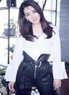 马苏最新写真曝光 御姐范和少女力兼具