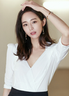 演员张钧宁精美写真组图,清新自然优雅时尚