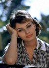 意大利的经典美女索菲亚·罗兰的迷人老照片