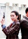 杜若溪陈键锋《同谋者》剧照演绎双枪情侣