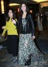李依晓现身时尚活动 称与叶璇官司在审理中