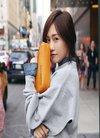 刘芸 演员 艺人 街拍 苹果手机高清壁纸 2732x2...