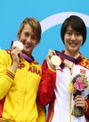 中国队伦敦奥运冠军之焦刘洋第6张壁纸,中国队...