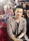 62岁吕良伟与67岁郑则仕近照对比,网友感慨:两...