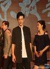 刘智扬参加活动写真