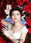 陈妍希唯美婚纱照写真手机壁纸