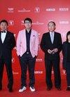 电影《盗墓笔记》来了 李仁港亮相上影节