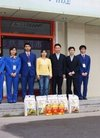 屯收费站团支部开展向慈善超市捐赠献爱心活动