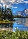 山水美景高清壁纸_大自然的山水美景