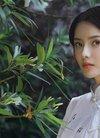 张芷溪清新田园写真ipad壁纸图片