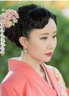 中国女星的和服剧照,黄圣依舒畅太美,最后两个...