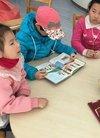 东城区第一图书馆举办绘本阅读活动