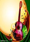 术,艺术的,背景,庆典,和弦,丰富多彩的,作曲家,作...