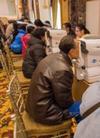 千人眼部保健课和敷面膜活动在上海圆满结束