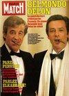 两个伟大的演员 - 阿兰·德隆和让 - 保罗·贝尔蒙多