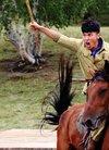 曹磊出演《牧马人》入戏太深 热盼回家养马