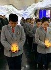 沈阳举行南京大屠杀死难者国家公祭日悼念活动