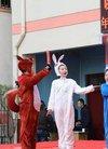 都区西关小学举行庆祝改革开放40周年系列活动