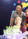 罗海琼出席多乐士青岛四方敬老院关怀活动(图...