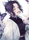 「胡蝶しのぶ生诞祭」/「宫月あずき」的插…...