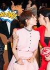 41岁的袁泉和51岁的江珊同框出席活动,两位女...