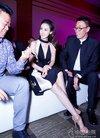 王若心出席活动 玩味造型诠释法式时尚