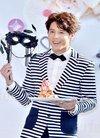 胡宇威代言出席甜点跳舞香水蜜糖吐司活动