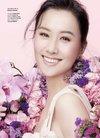 陈法拉甜美演绎Cosmopolitan 香港版2月刊封面...