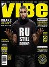 克里斯-布朗为《VIBE》拍摄封面 称遭杂志利用