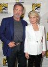 72岁阿诺德·施瓦辛格和63岁琳达·汉密尔顿...