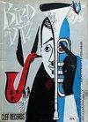 专辑封面由David Stone Martin(1913-1992),19...