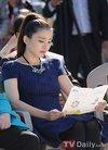 组图:姜至奂朴恩惠参加BEAUTY世博会活动