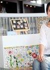 「2011拥抱公视 电视募款」代言人赖雅妍自嘲...