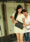 时钟美女王瑞雪的封面真人秀 王瑞雪照片