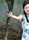 《激战江南》杀青 叶青青战争戏被弹点炸伤