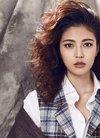 美女明星王妍之个性写真苹果平板壁纸