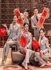 广西机场管理集团航旅公司春节活动暖人心