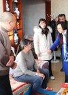 问市级离退休老干部并在应县开展走访慰问活动