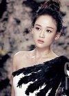 陈乔恩登《时尚新娘》9月刊封面大片