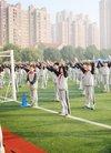 景城学校承办2016年江苏省初中体育与健康优秀课评选活动-苏州工业园区教育网