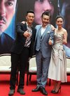 朱刚日尧《离婚律师》和吴秀波对戏很紧张