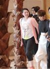 吴京和谢楠出席活动,谢楠穿着朴素