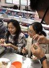 数理学院举办冬至饺子节活动