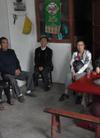 金沙县民宗局到宗教活动场所协调处理棚户区拆...