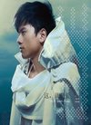 张杰《这就是爱》专辑怎么有两种封面
