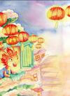 插画家园-插画家园-插画家园小麒麟 -插画家园