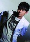 中国内地男歌手阿穆隆帅气写真